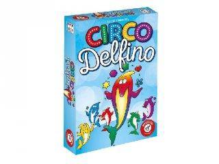 Circo delfino (PI, gyorsasági megfigyelős kártyajáték, 6-14 év)