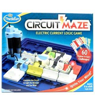 Circuit maze (Thinkfun, áramkörös logikai játék, 8-99 év)