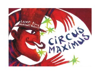 Circus Maximus, Papírszínház mese (Lackfi János)