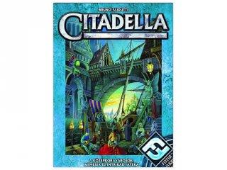 Citadella (Delta Vision, stratégiai társasjáték, 10-99 év)