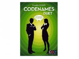 Codenames Duet (angol nyelvű kétszemélyes társasjáték, 10-99 év)
