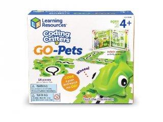 Coding Critters programozható kaméleon (3098, Learning Resources, Go-Pets: Dart the Chameleon, 4-8 év)