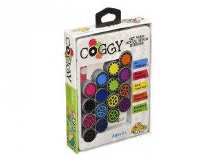 Coggy, észkerék (Fatbraintoys, logikai játék feladványokkal, 6-99 év)