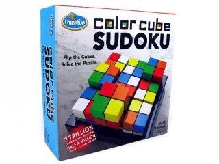 Color cube Sudoku (Thinkfun, logikai játék, 8-99 év)