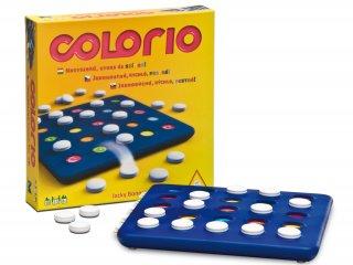 Colorio (Piatnik, memória társasjáték, 6-99 év)