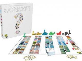 Concept (beszéltetős, asszociációs társasjáték, 10-99 év)