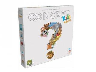 Concept Kids Animals, beszéltetős, asszociációs társasjáték (4-10 év)