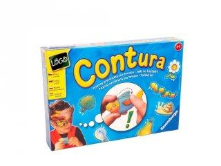 Contura, Ügyes boci (FP, formafelismerő társasjáték óvodásoknak, 3-6 év)