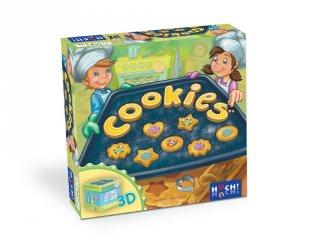 Cookies, kooperációs társasjáték (első társasjáték, 5-10 év)