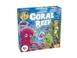 Coral Reef, gyorsasági, megfigyelős társasjáték (4-10 év)