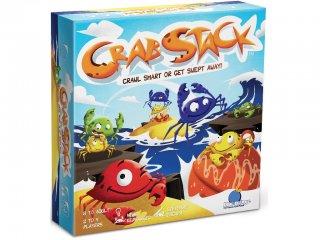 Crabz, Rák invázió (Huch&Friends, területszerző stratégiai társasjáték, 8-99év)