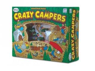 Crazy Campers (Popular, egyszemélyes logikai játék, 8-99 év)