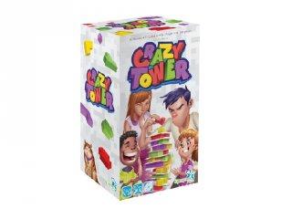 Crazy Tower, ügyességi társasjáték (8-99 év)