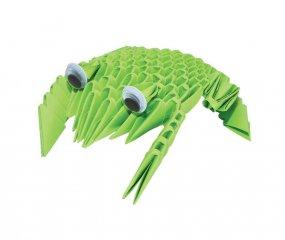 Creagami 3D origami készlet, Alap készlet 4 modellel kicsi (7-99 év)