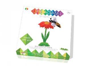Creagami 3D origami készlet, Méhecske kicsi (7-99 év)