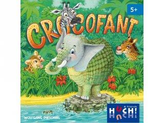 Crocofant (memória kártyajáték gyerekeknek, 5-8 év)