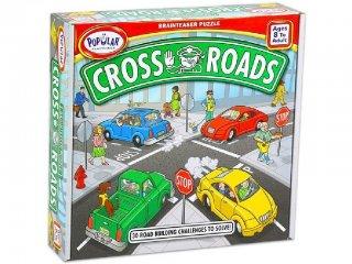 Crossroads, Útkereszteződés (Popular, egyszemélyes, útkeresős logikai játék, 8-99 év)
