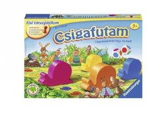 Csigafutam (legelső társasjáték gyerekeknek, 3-5 év)