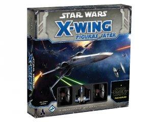 Csillagok háborúja: Az ébredő Erő (Star Wars X-Wing, taktikai, figurás társasjáték, 10-99 év)