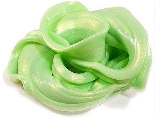 Csillámló elektromos zöld gyurma (Kreatív kézügyesség fejlesztő, 3-99 év)