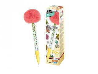 Csináld magad DIY toll Ananász, Buki kreatív szett (5-10 év)