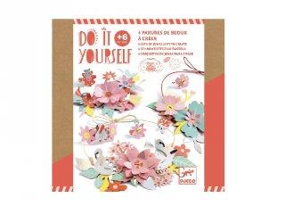 Csináld magad! Papírékszer készítő, Djeco kreatív készlet - 7957