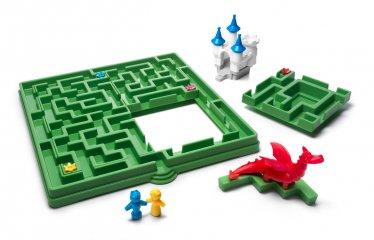 Csipkerózsika Smart Games logikai játék (60 feladvány, 3-7 év)