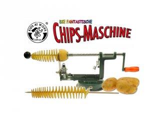 Csipsz készítő, konyhai gép gyerekeknek, felnőtteknek (600158)