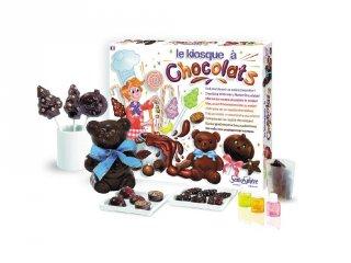 Csokoládé készítő műhely (Sentosphere, kreatív készlet, 7-16 év)