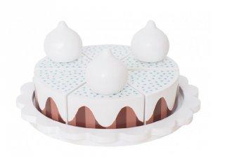 Csokoládé torta, fa szerepjáték (Jabadabado, 3-7 év)