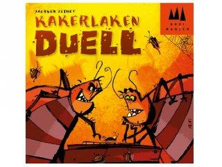 Csótánypárbaj, Kakerlaken Duell (DMS, absztrakt társasjáték, 8-99 év)