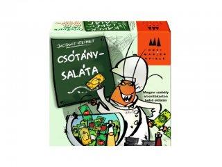 Csótánysaláta (blöffölős, gyorsasági, stratégiai kártyajáték, 8-99 év)