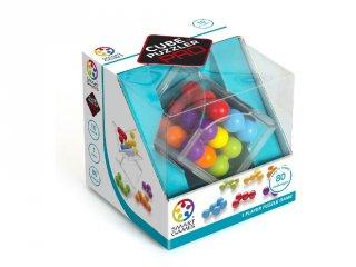 Cube Puzzler Pro Smart Games logikai játék (80 feladvány, 10-99 év)