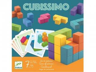 Cubissimo, Térbeli tetris (Djeco, 8477, térbeli logikai játék, 7-99 év)