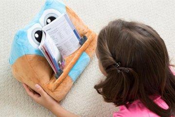 Cuddly Reader a könyvkanapé, Baglyos