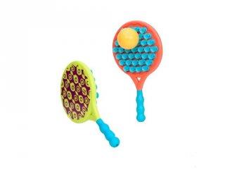 Cuppanós tenisz szett (B.Toys, kerti játék és strandjáték, 4-99 év)