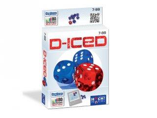 D-iced (Huch & Friends, matematikai, logikai kockajáték, 8-99 év)
