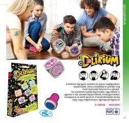 D-Lírium parti kockajáték (6-99 év)