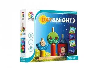 Day and Night (Smart Games, logikai játék, 2-6 év)