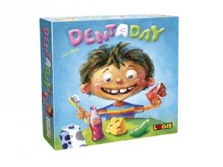 Denta Day, társasjáték a fogápolásról (Logis, 4-10 év)
