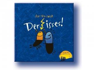 Der isses, Ez lesz az! (Drei Hasen, kétszemélyes logikai társasjáték, 9-12 év)