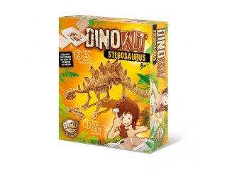 Dínó felfedező készlet, Stegosaurus, Buki tudományos játék (8-14 év)