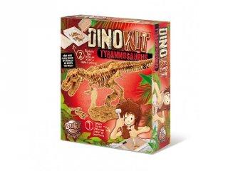 Dínó felfedező készlet, T-Rex, Buki tudományos játék (8-14 év)