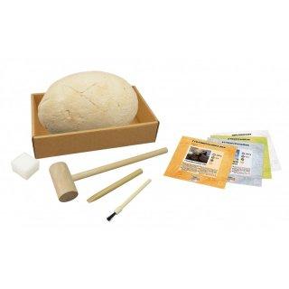 Dínó mega tojás felfedező készlet, Buki tudományos kísérletező játék (8-12 év)