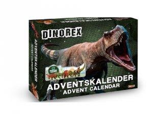 Dinorex 2018-as dinoszauruszos Adventi naptár