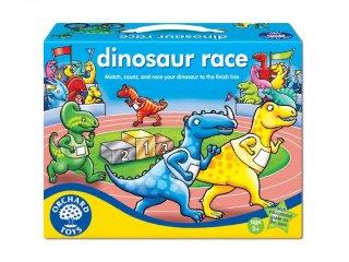Dinosaurus olimpia (Orchard, lépegetős-pörgetős társasjáték, 2,5-9 év)