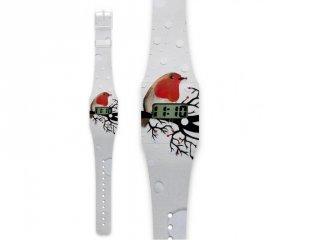 Divat karóra, Vörösbegy (Pappwatch, 10-99 év)