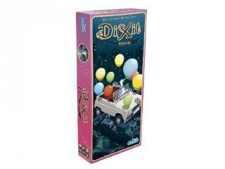 Dixit 10 Tükörképek, asszociációs családi társasjáték, partijáték (8-99 év)