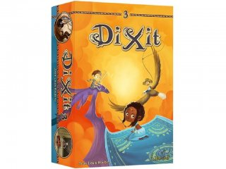 Dixit 3., Utazás (a legnépszerűbb családi-, és partijáték kiegészítő része, 8-99 év)