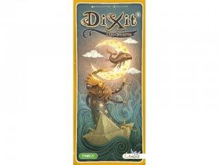 Dixit 5., Álmodozások (a legnépszerűbb családi-, és partijáték kiegészítő része, 8-99 év)